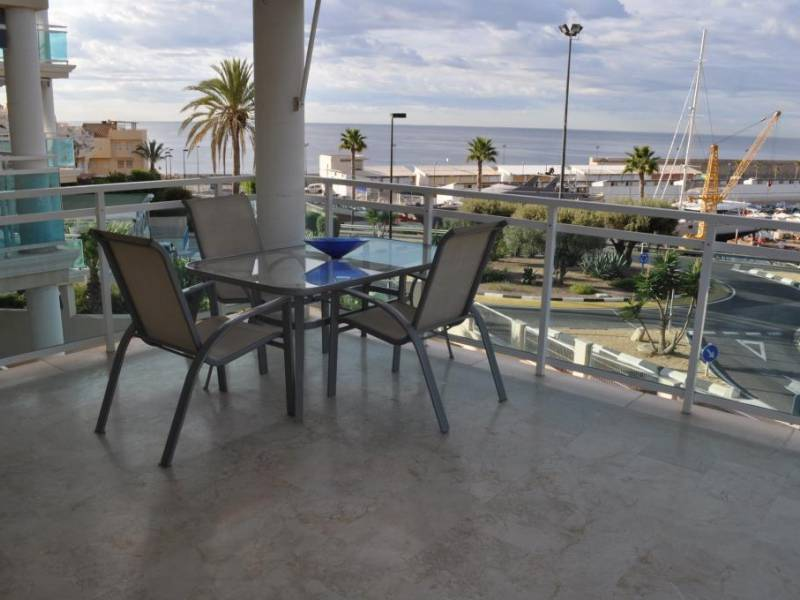 Appartement - Long time Rental - Villajoyosa -  Plage Varadero/ Estudiantes