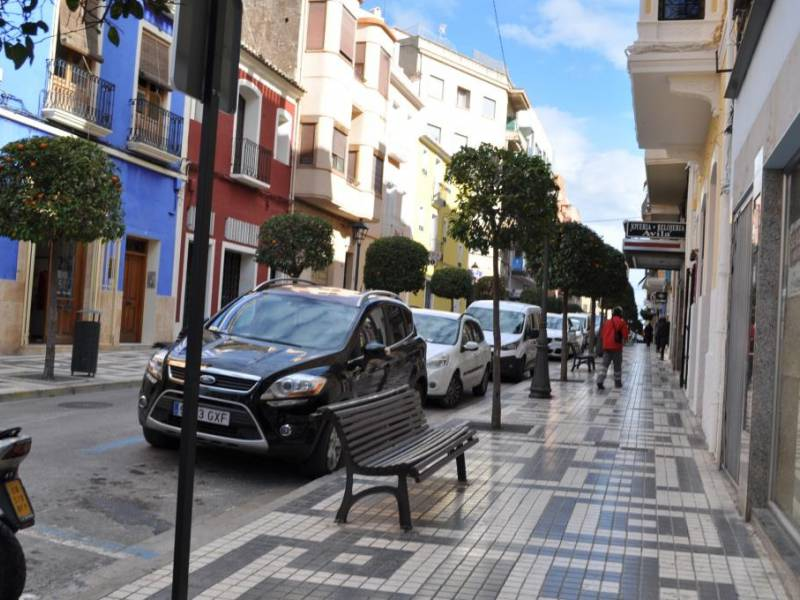 Commercial - Long time Rental - Villajoyosa - Centre du Ville