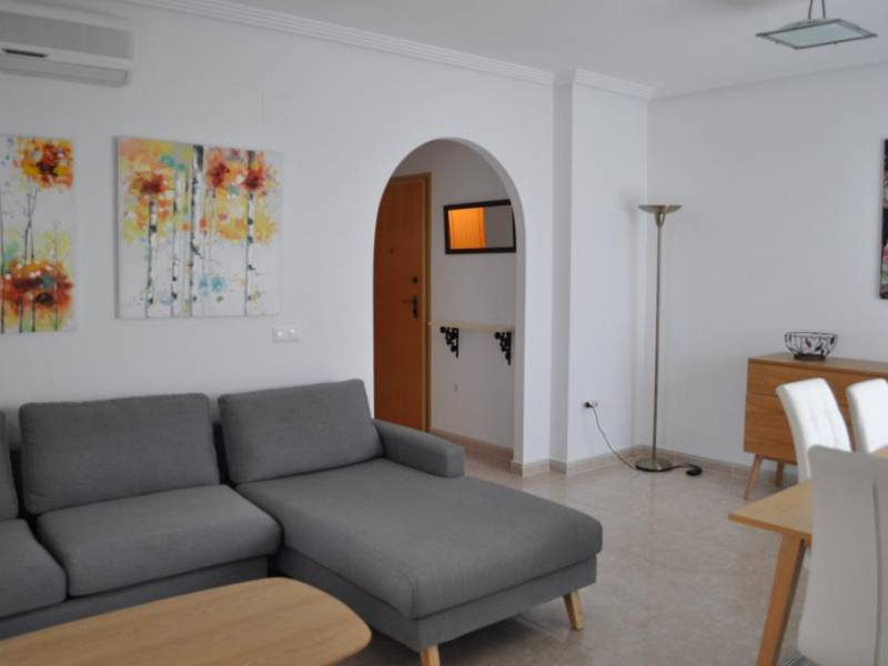 Appartement - Short time rental - Villajoyosa - Playa Torres