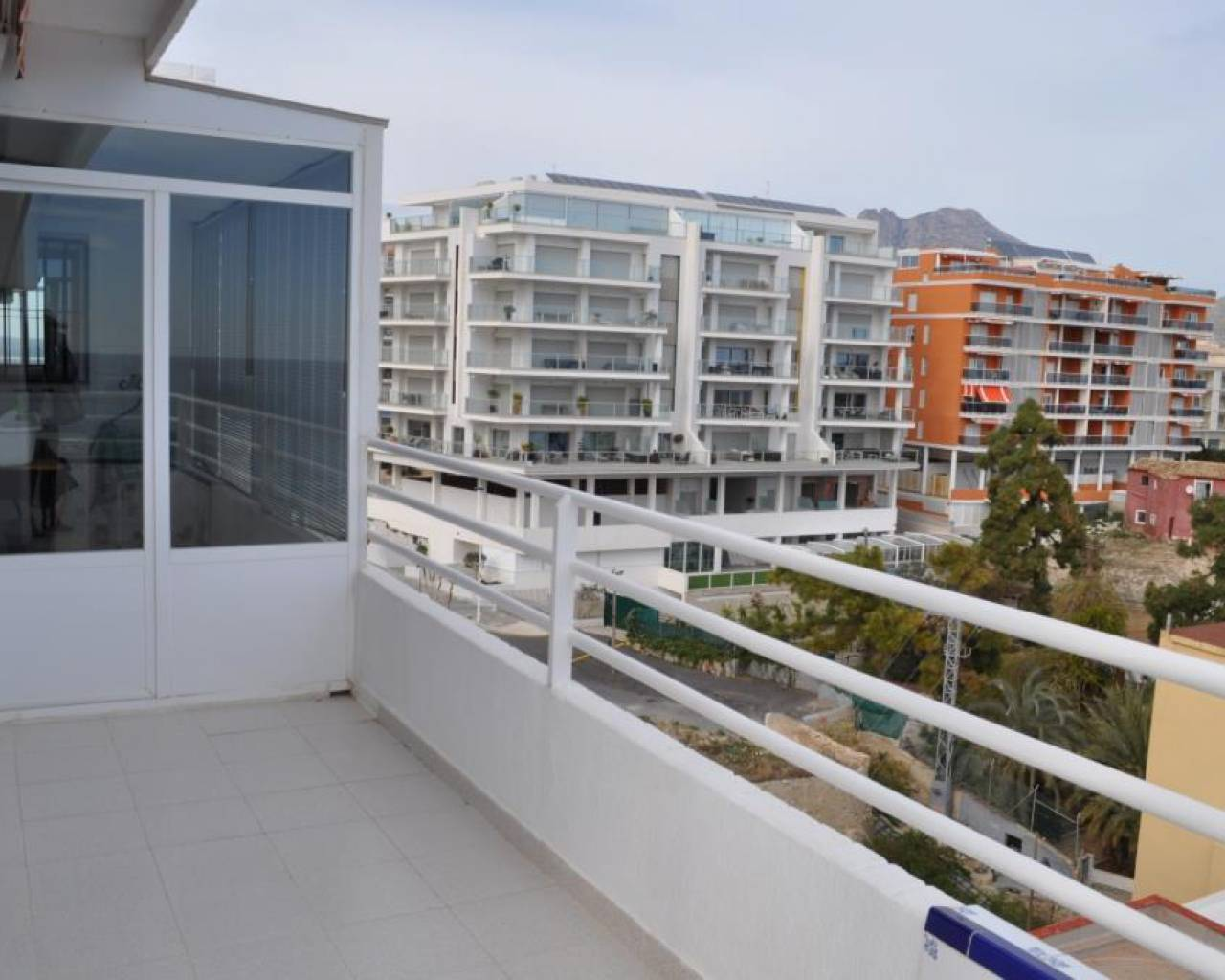 Short time rental - Penthouse - Villajoyosa - Main Beach