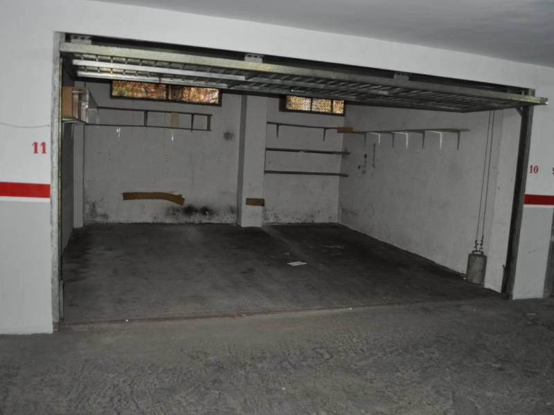Garage - Long time Rental - Villajoyosa - Centre du Ville