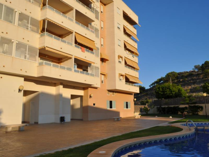 Appartement - Long time Rental - Villajoyosa - Poble Nou