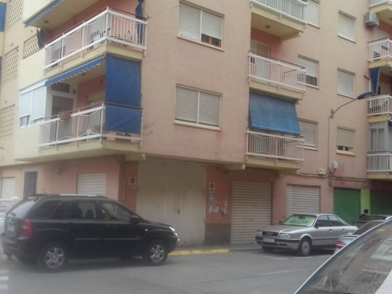 Commercial - Long time Rental - Villajoyosa - Town Center