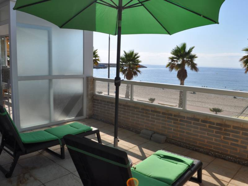 Apartment - Short time rental - Villajoyosa - Main Beach