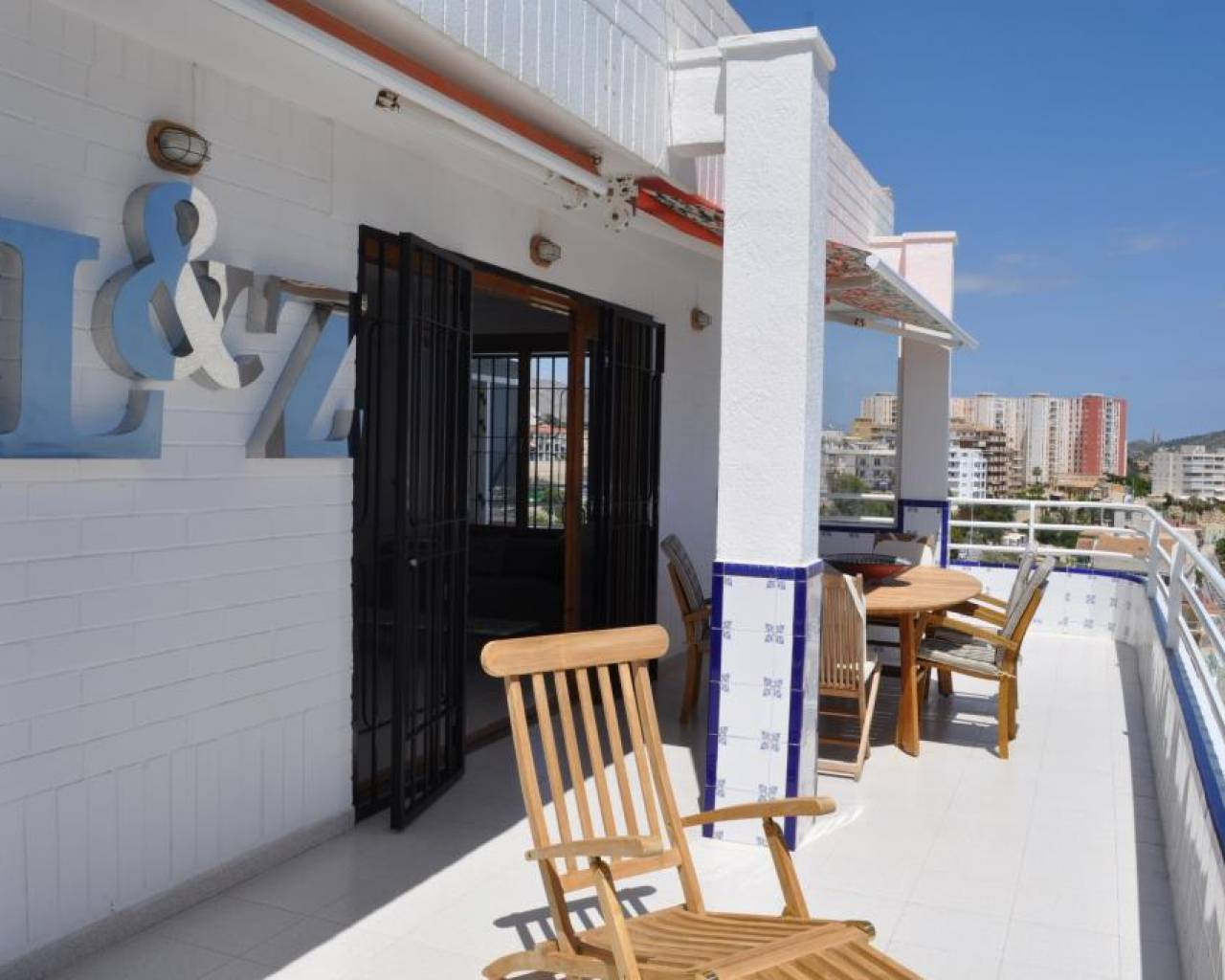 Short time rental - Penthouse - Villajoyosa - Plage du Centre