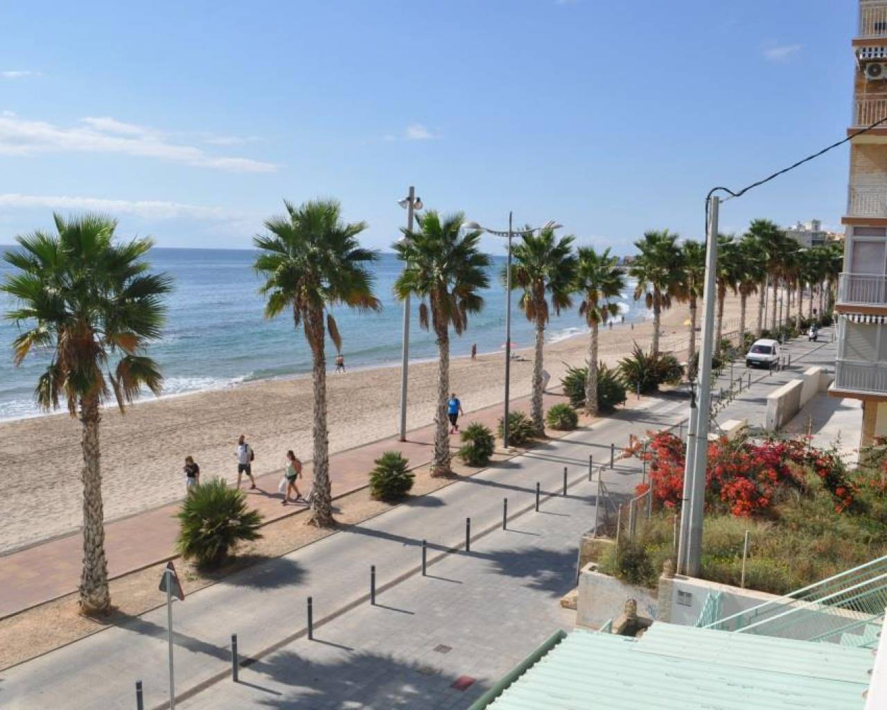 Short time rental - Apartment - Villajoyosa - Main Beach