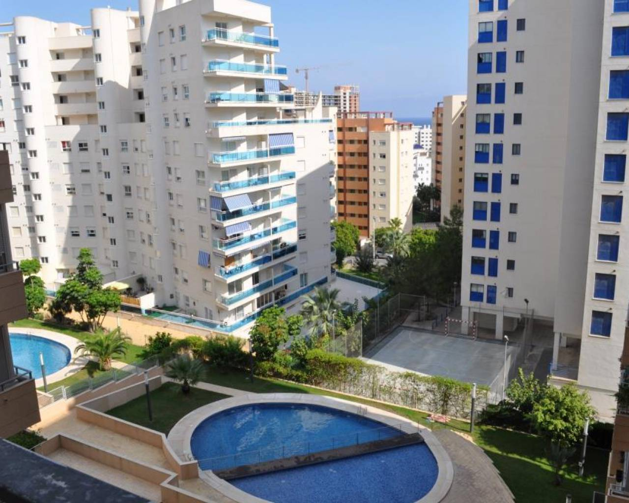 Long time Rental - Apartment / Flat - Villajoyosa - CALA DE VILLAJOYOSA