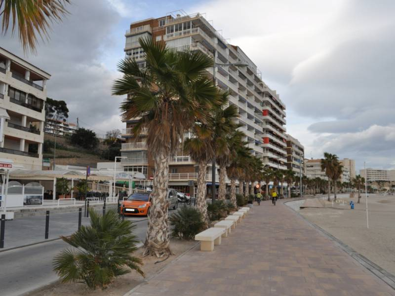 Apartment / Flat - Short time rental - Villajoyosa - Main Beach