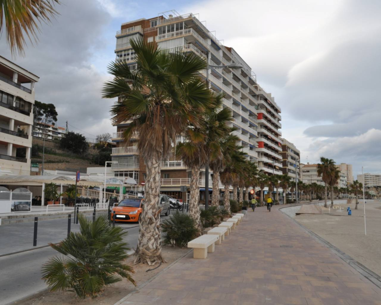 Short time rental - Apartment / Flat - Villajoyosa - Main Beach