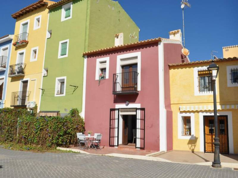 Town house - Long time Rental - Villajoyosa - Main Beach
