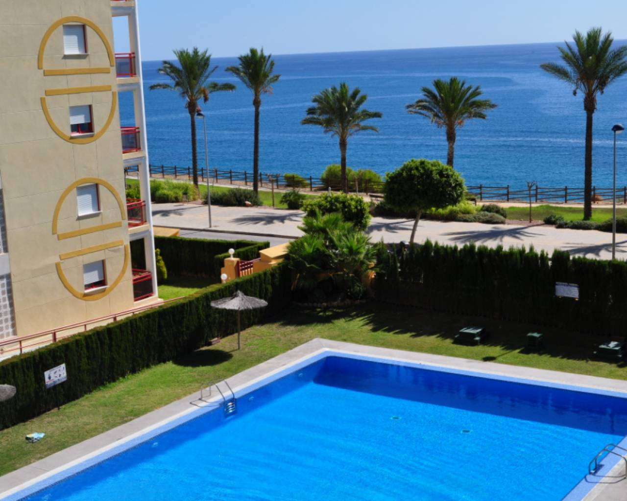 Long time Rental - Apartment / Flat - Villajoyosa - Playa Torres