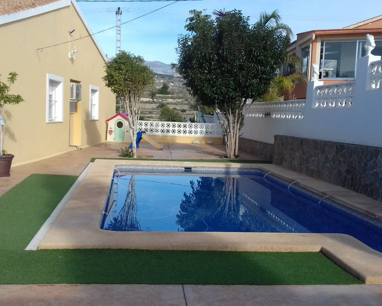 Long time Rental - Villa - Villajoyosa - Secanet