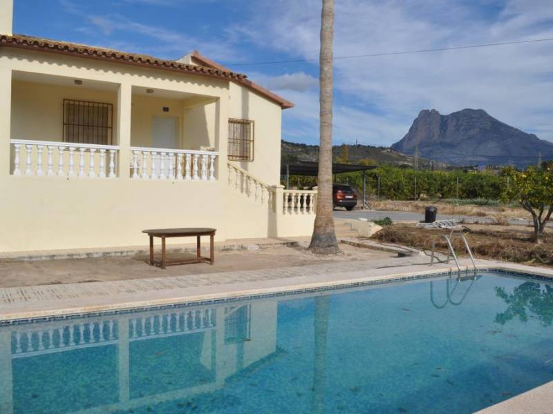 Villa - Long time Rental - Villajoyosa - Aixihuili