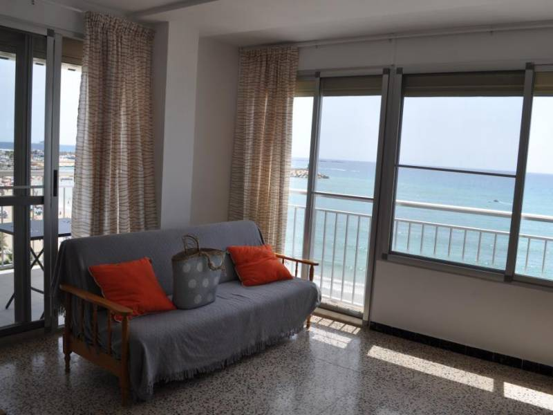 Apartment / Flat - Long time Rental - Villajoyosa - Main Beach